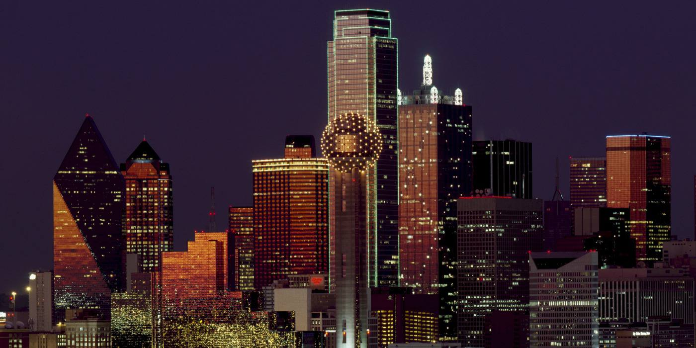 Landing page slide image of Dallas